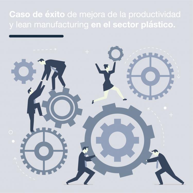 lean manufacturing en el sector plástico