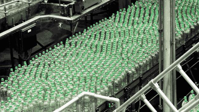 reducción de costes de una empresa de fabricación